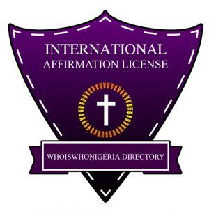 Affirmation License1use